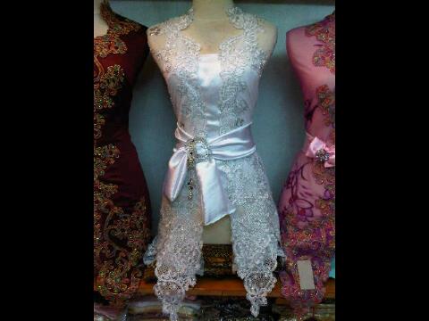 Model Baju Muslim Pengantin Modern Terbaru 2015
